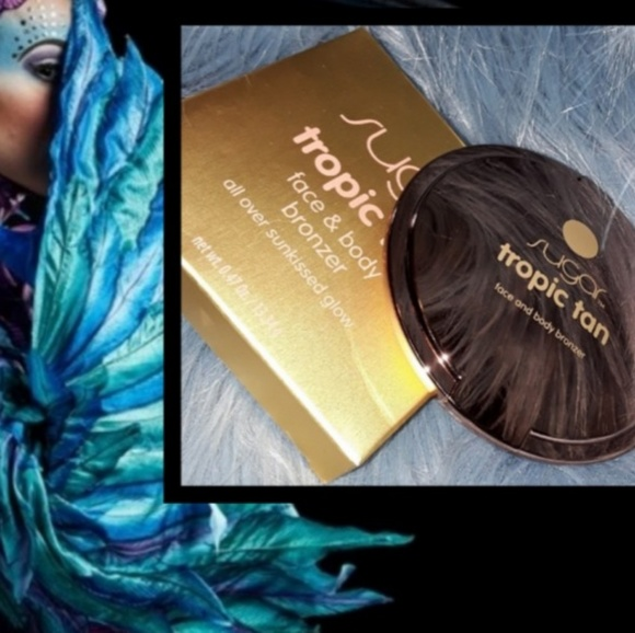 New Sugar Tropic Tan Face & Body Bronzer!🐚 NWT
